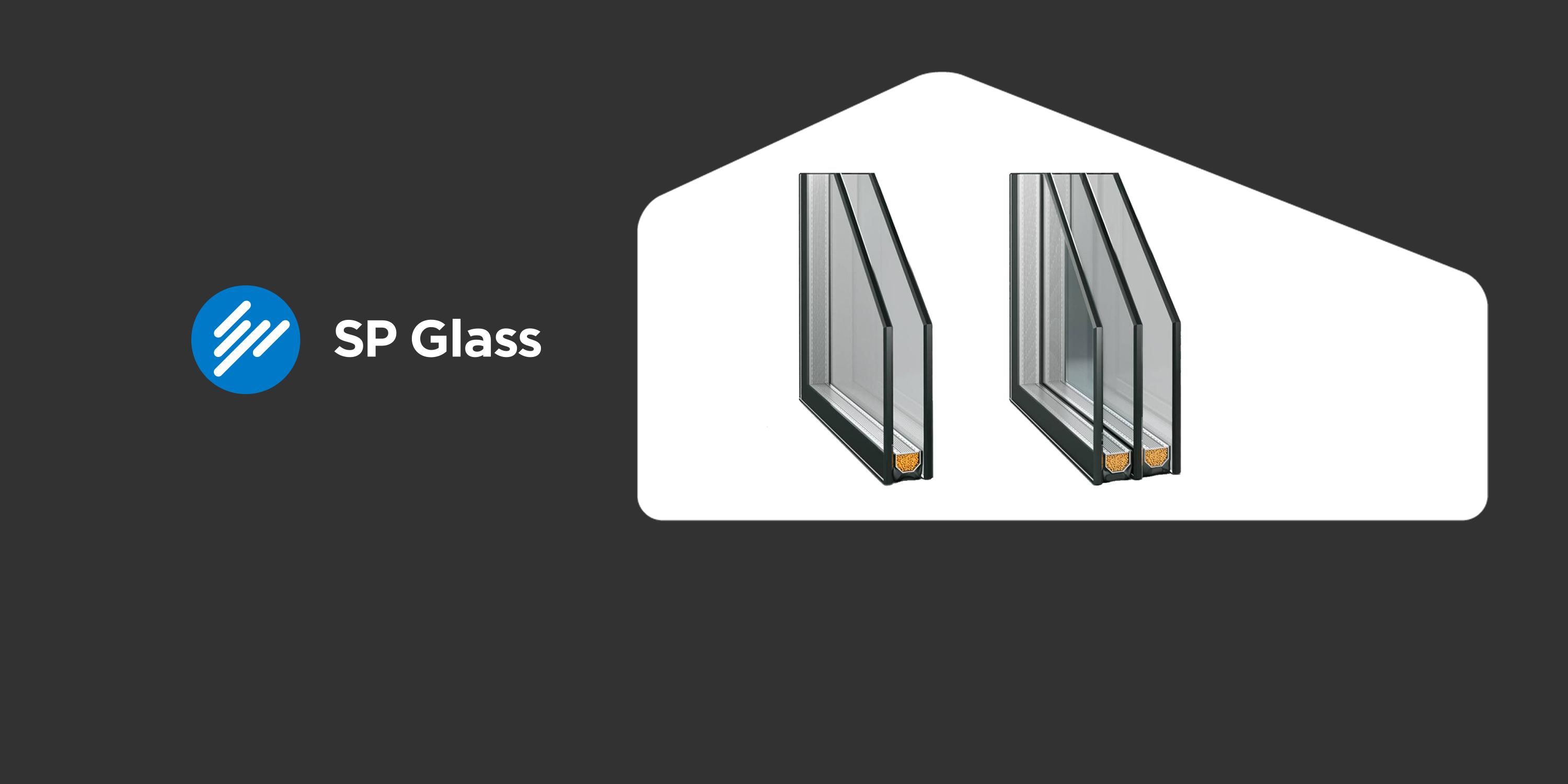 Insulating glass units – choose from 4 colors